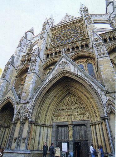 ウェストミンスター寺院の画像 p1_28